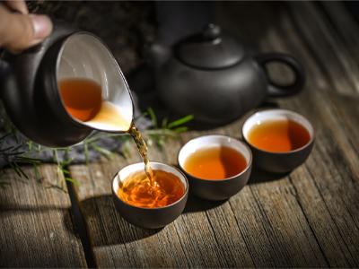 金花茯砖茶的功效与作用