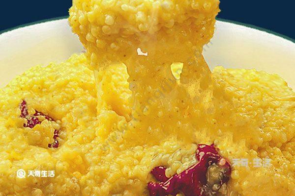 黍米的功效与作用